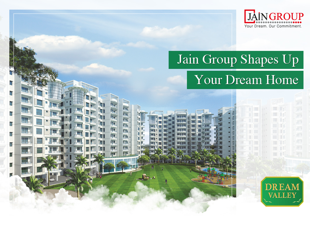 Jain Group Shapes Up Your Dream Home
