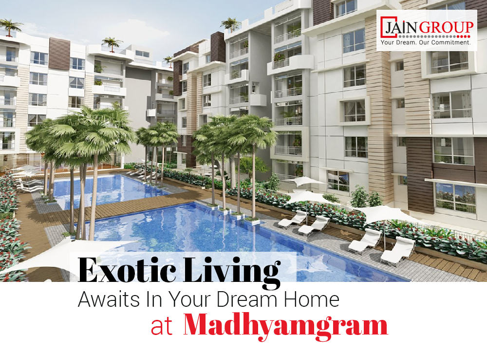 Exotic Living Awaits In Your Dream Home at Madhyamgram